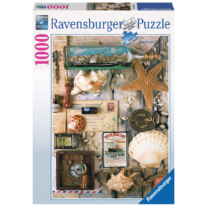 Ravensburger Puzzle - Maritime Souvenirs - 1000 Teile
