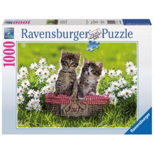 Ravensburger Puzzle - Picknick auf der Wiese - 1000 Teile