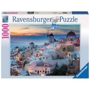 Ravensburger Puzzle - Abend über Santorini - 1000 Teile