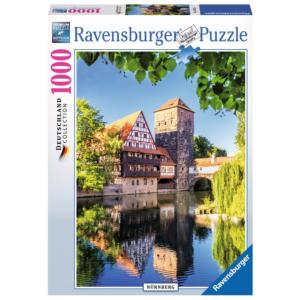 Ravensburger Puzzle - Nürnberg - 1000 Teile