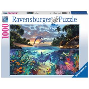 Ravensburger Puzzle - Korallenbucht - 1000 Teile