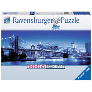 Ravensburger Puzzle - Leuchtendes New York - 1000 Teile