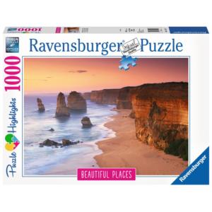 Ravensburger Puzzle - Great Ocean Road, Australien - 1000 Teile