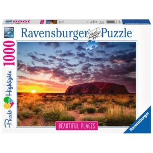 Ravensburger Puzzle - Ayers Rock in Australien - 1000 Teile