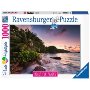 Ravensburger Puzzle - Insel Praslin auf den Seychellen - 1000 Teile
