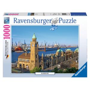 Ravensburger Puzzle - Hamburg - 1000 Teile