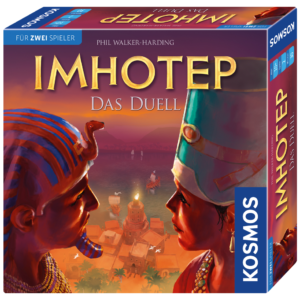 Imhotep - Das Duell