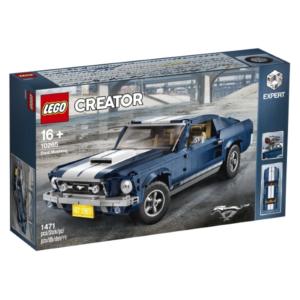LEGO® Creator 10265 Creator Ford Mustang, Seltenes Set, 1471 Teile, ab 16 Jahr