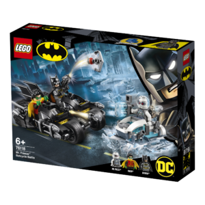 Batcycle-Duell mit Mr. Freeze™