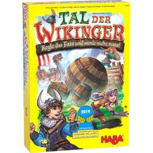 Tal der Wikinger (Kinderspiel des Jahres 2019)