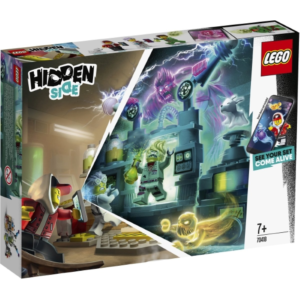 LEGO® HIDDEN 70418 J.B.´s Geisterlabor