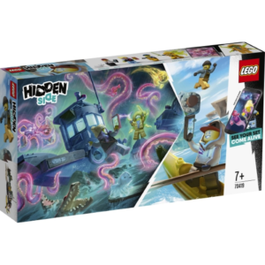 LEGO® HIDDEN 70419 Gekenterter Garnelenkutter