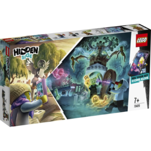 LEGO® HIDDEN 70420 Geheimnisvoller Friedhof