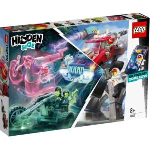 LEGO® HIDDEN 70421 El Fuegos Stunt-Truck
