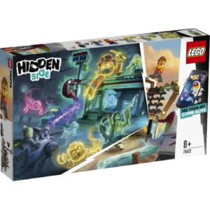 LEGO® HIDDEN 70422 Angriff auf die Garnelenhütte