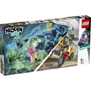 LEGO® HIDDEN 70423 Spezialbus Geisterschreck 3000