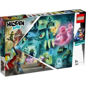 LEGO® HIDDEN 70425 Newbury´s spukende Schule